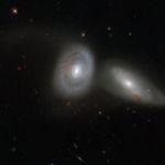 Vier Galaxien