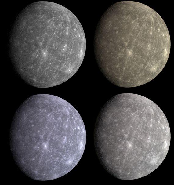Merkur Farbe