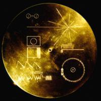 Disco de la Voyager