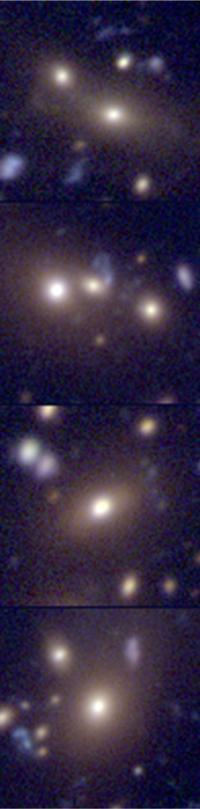 Wie Entstehen Galaxien
